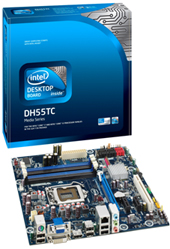 Intel® Desktop DH55HC and DH55TC