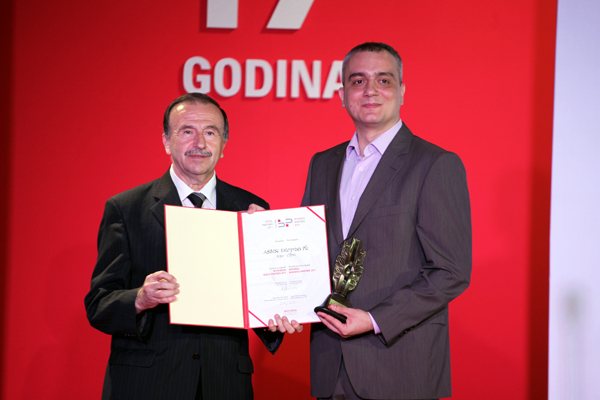 "ASBIS Received ""Regional Business Partner 2011"" Award"